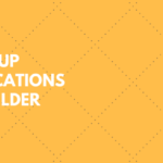 How to setup email notification for form builder widget
